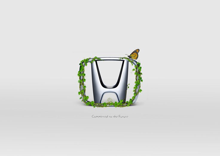 Honda - Corporate on Behance