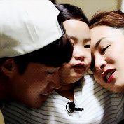 • gif mine tablo Haru Superman Returns Kang Hye Jung lee haru superman is back shabbitable •