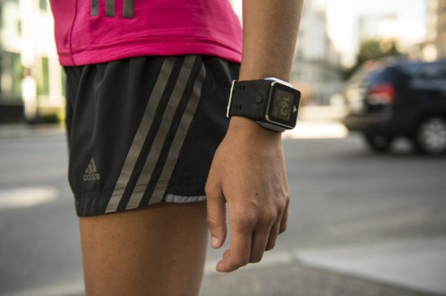 Adidas Joins The Smartwatch Fray With The miCoach Smart Run