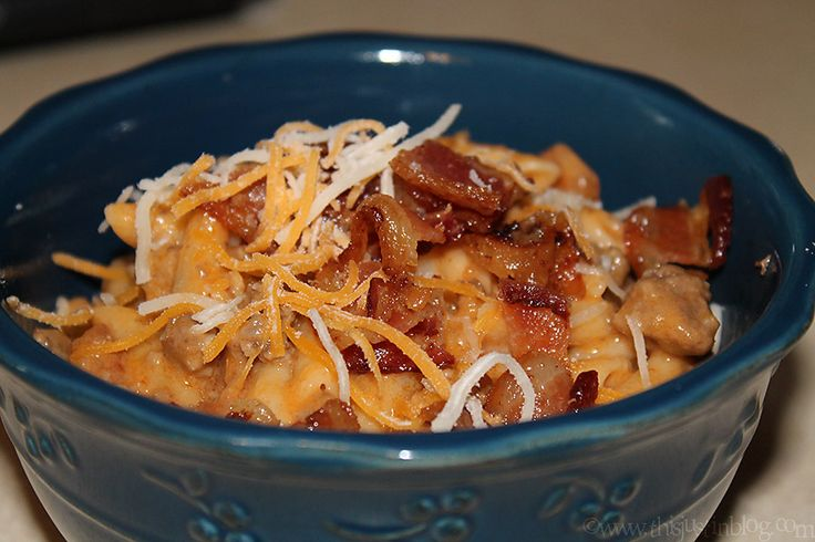 Bacon Cheeseburger Pasta Skillet: Beef Recipes, Delicious Dishes, Yummy Comforter, Yummy Recipes, Bacon Cheeseburgers, Comforter Food, Pasta Skillets, Cheeseburger Pasta, Cheeseburgers Pasta