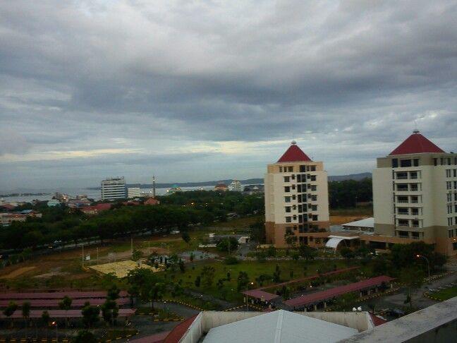 taken from polytechnics batam 8th floor