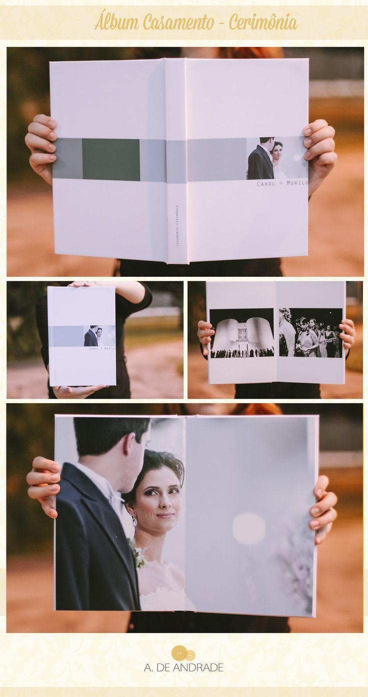 COLETÂNEA Carol+Murilo - Álbum Casamento - Cerimômia  Fotografia por: Rafaela Zakarewicz  www.adeandrade.com