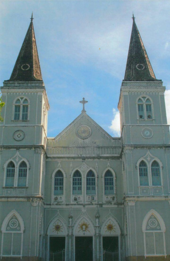 Catedral Metropolitana de Aracaju SE