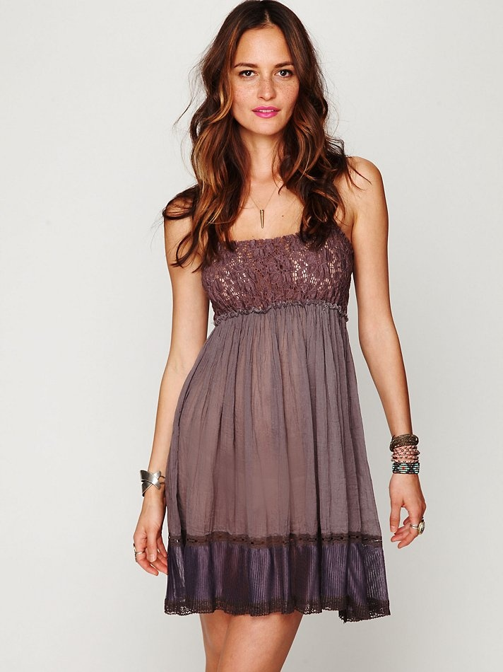 Fp One Citrus Slip Freepeople Cute In Charcoal