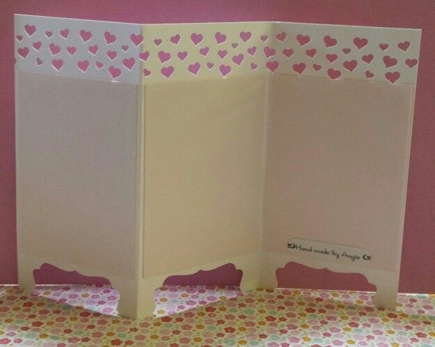 Screen Divider Card back by AngeLuvs2Craft