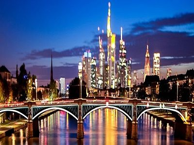 Germany Is A Western European Country With A Landscape Of Forests, Rivers, Mountain Ranges And North Sea Beaches.