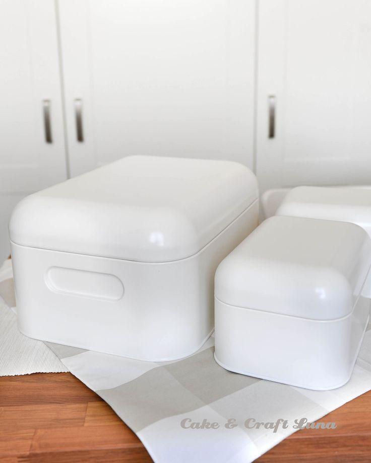 ikea box scatole latta
