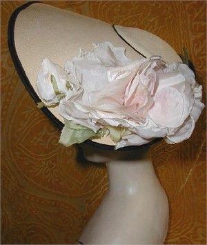 John Frederics Hat,New Look Era Fashion, Vintage Hat,Haute Couture Millinery | Rue de la Paix
