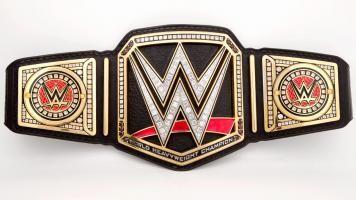 The new #WWE World Heavyweight Championship: photos