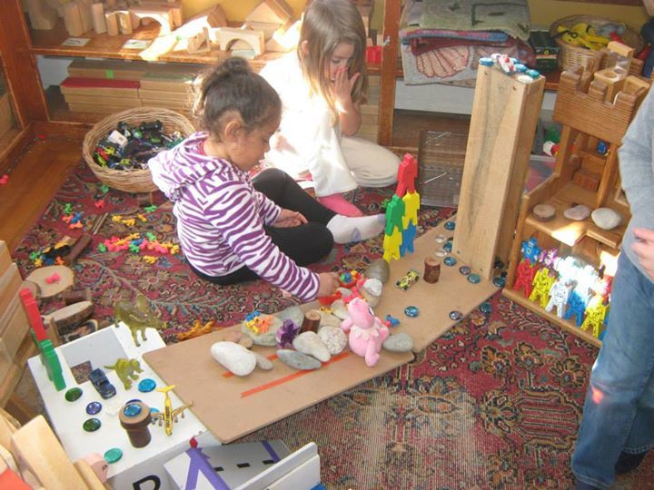 Available Positions at Child Care Centers
