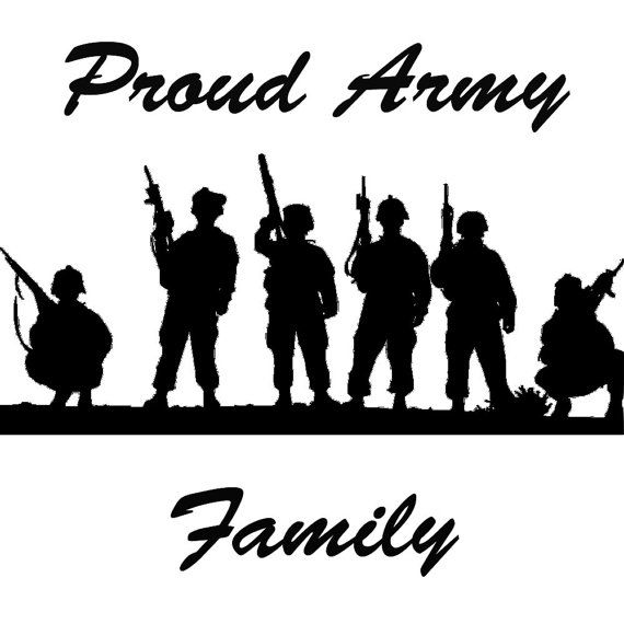 Army decal one love military stickers us army decals car decals laptop stickers vinyl sticker army wife military life