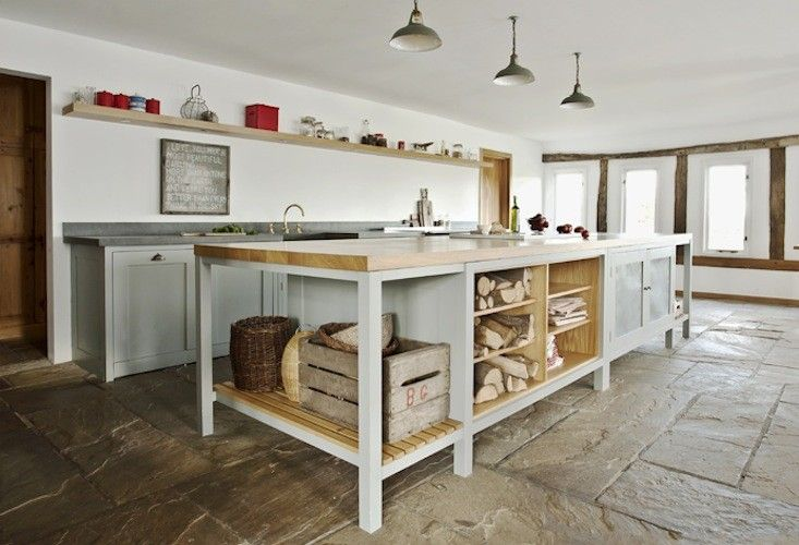 Plain English Hampshire Hop Kiln Kitchen | Remodelista