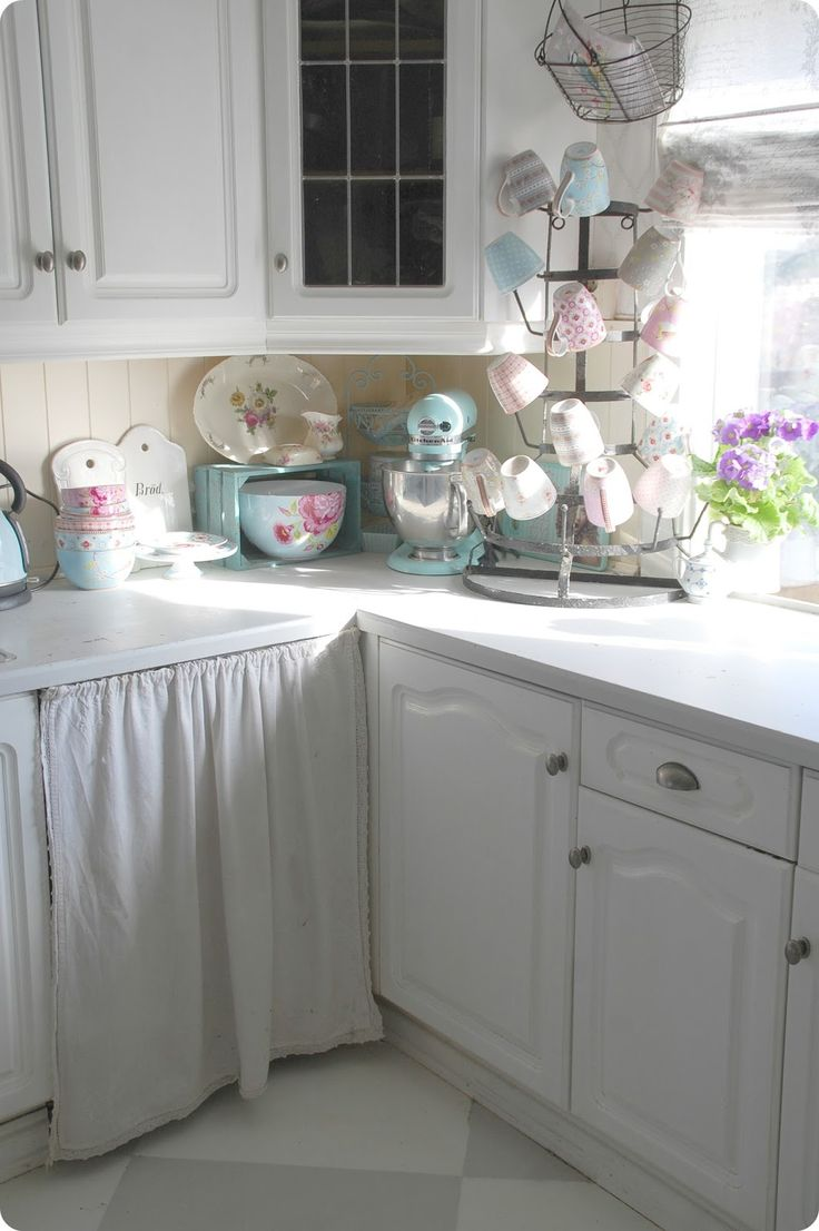 Shabby Chic Kitchen Design 17 Best Ideas About Shabby Chic White On Pinterest Shabby Chic