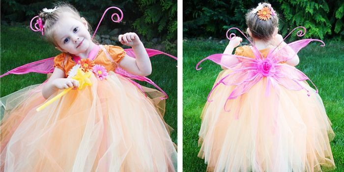 Костюм феи для девочки, как пошить своими руками. Костюм феи для девочки, пошаговая инструкция с фото - allWomens