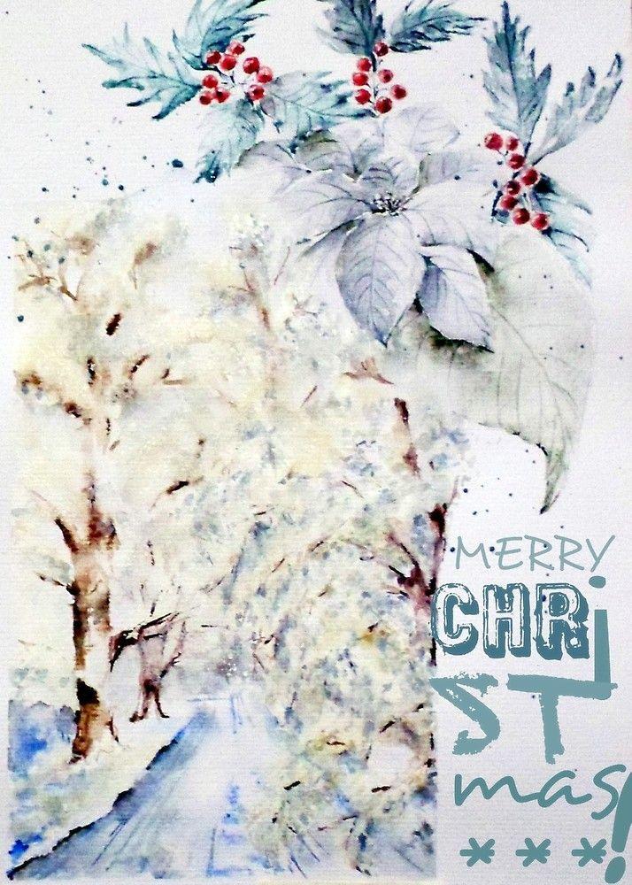 Merry Christmas by AdrianaMijaiche