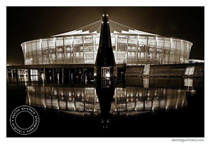 Moses Mabhida Stadium, Durban, by Dennis Guichard (dennisguichard.com)