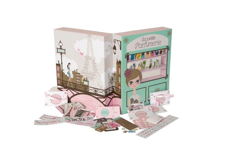 La Petite Parfumerie by Thalie & Orphee