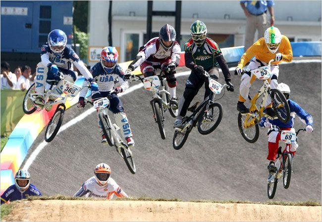 BMX racing at London 2012 Olympics