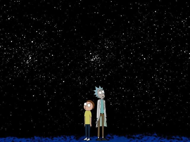 Rick And Morty Space Wallpaper Hd Tv Series 4k Wallpapers Images Photos And Background Rick And Morty Macbook Wallpaper Morty