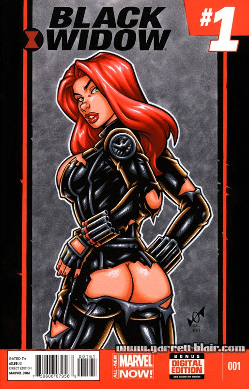 Baroness bust sketch cover by gb2k on DeviantArt