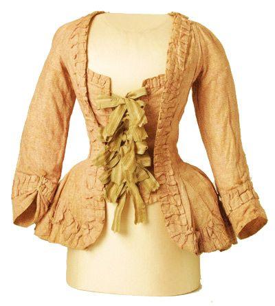 Glossario termini in uso nella moda barocca e rococò   Moda barocca