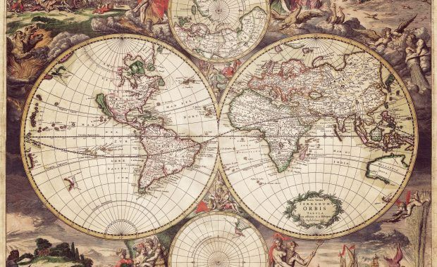 Old Earth Map Wallpaper Hd World Map Art Old World Maps World Map Wallpaper