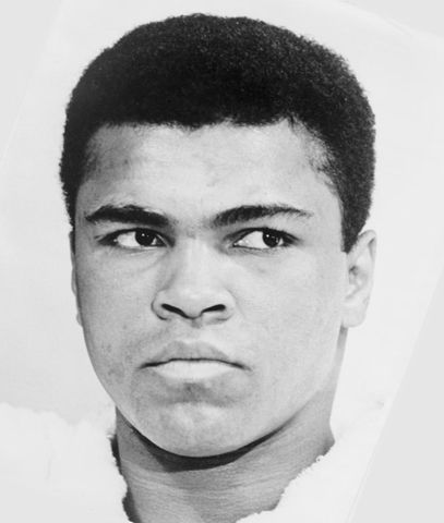 a biography of muhammad ali cassius marcellus clay From cassius clay to muhammad ali born cassius marcellus clay jr in january 1942, the future world boxing champion grew up in louisville, kentucky.