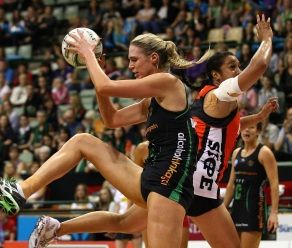 West Coast Fever have penned the first chapter of a new era with an emphatic 55-35 win over Canterbury Tactix in their ANZ Netball Championship season opener at Challenge Stadium last night.