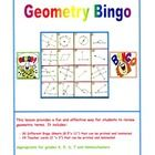 Students love this activity because they think it's a game, but it is really an effective tool for reviewing geometric terms, such as the different...