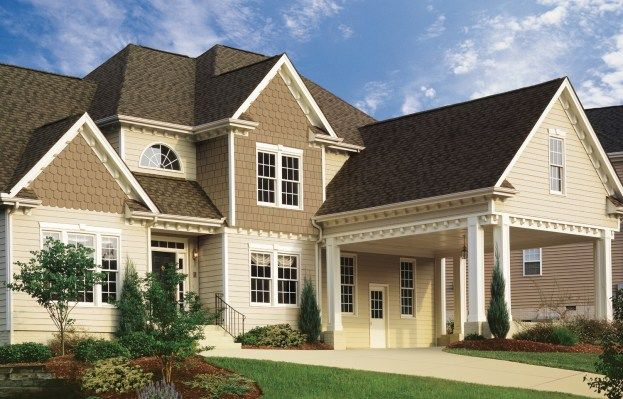 Vinyl Siding Cost vs. Fiber Cement in 2017 - Roofing Calculator - Estimate your Roofing Costs - RoofingCalc.com
