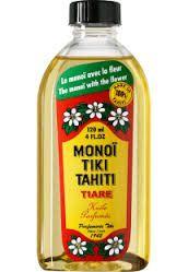 Monoi Tiki Tahiti Oil Tiare
