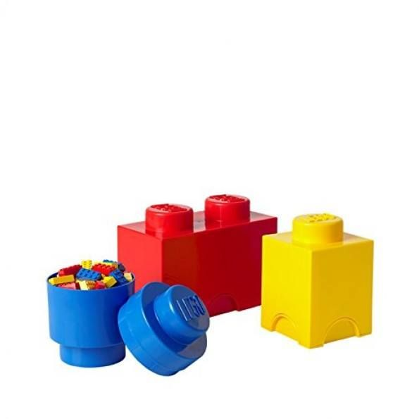 LEGO Förvaring Multi-Pack 3 Mix-Classic