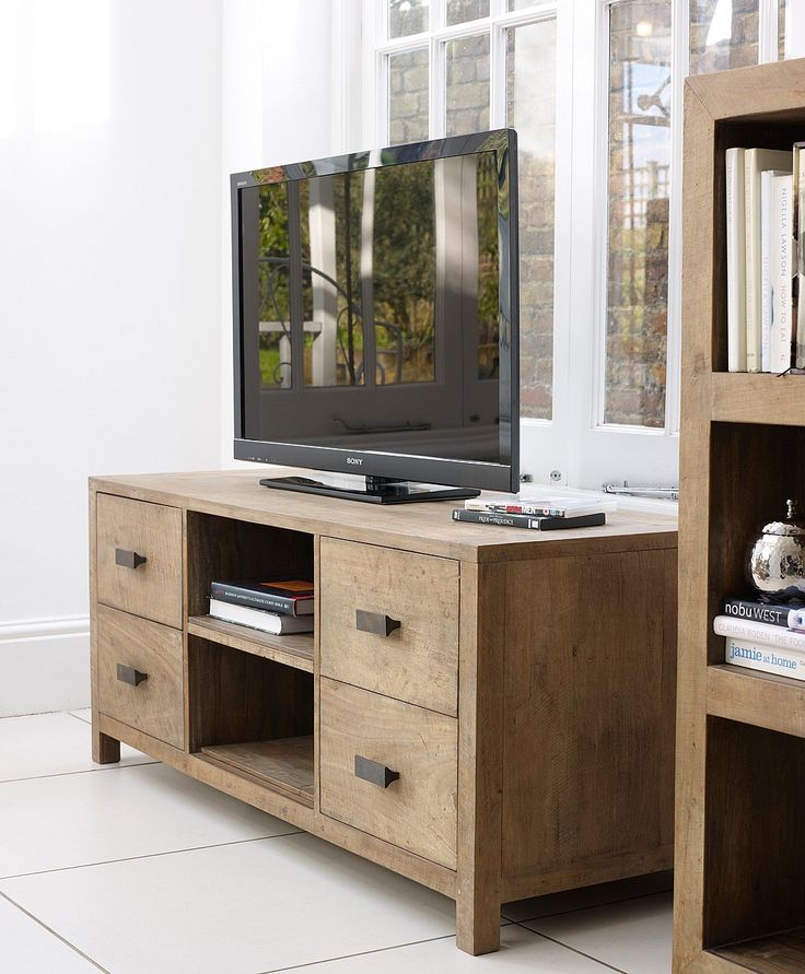 Manado Wooden TV Unit from Lombok