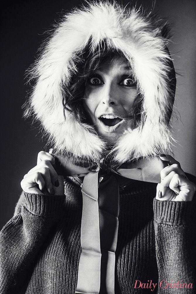 Cristina Ferreira - Bordeaux #winter #inverno #fashion