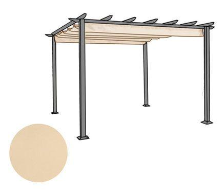 toldo para p rgola excelence leroy merlin outdoor. Black Bedroom Furniture Sets. Home Design Ideas