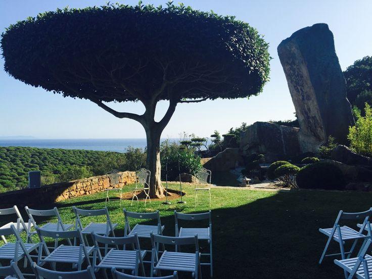 Beautiful #Bolonia wedding venue exclusive to Chez Vous Events!
