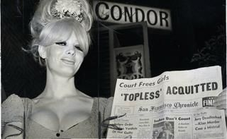 50 years ago on this very date, famed exotic dancer Carol Doda was found not guilty on charges of indecency and lewd conduct for the act of dancing topless at the Condor Club in North Beach. On...