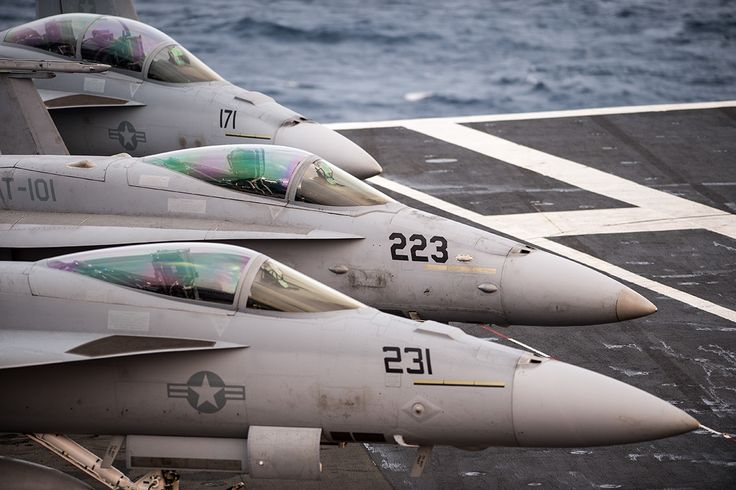 Shots and a Q and A from My Shoot Aboard a US Navy Aircraft Carrier | Scott Kelby's Photoshop Insider