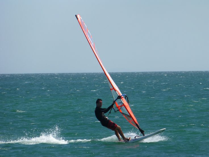 #Windsurfing #Patmos #Greece