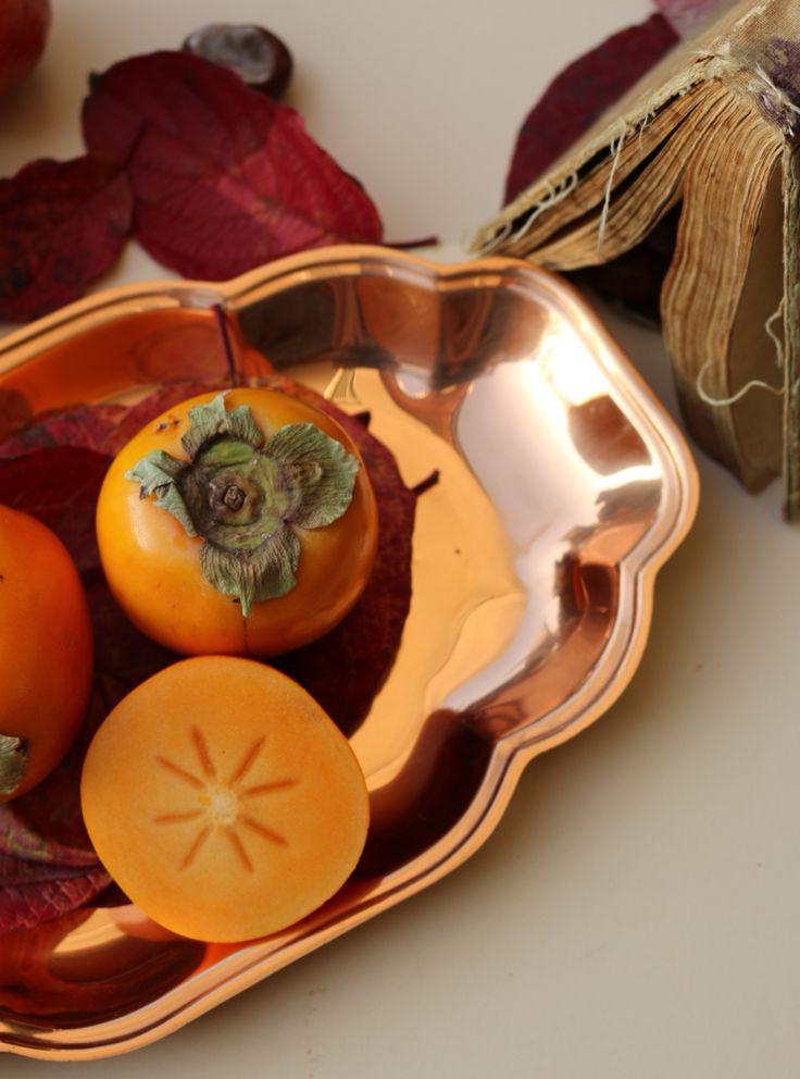 Khaki fruit by carolsflavour