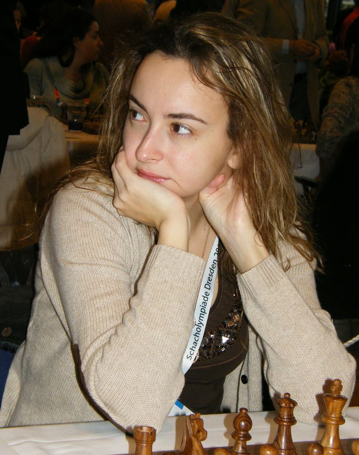 Antoaneta Stefanova is a bulgarian chess grandmaster, and a former Women's World Chess Champion