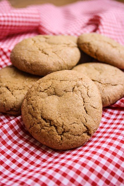 Chewy Ginger Cookies   *Home *sweet*   Pinterest