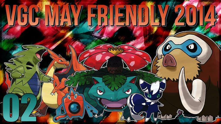 Pokemon X and Y Wifi VGC Battle (Live)  May Friendly #02 - Execute!