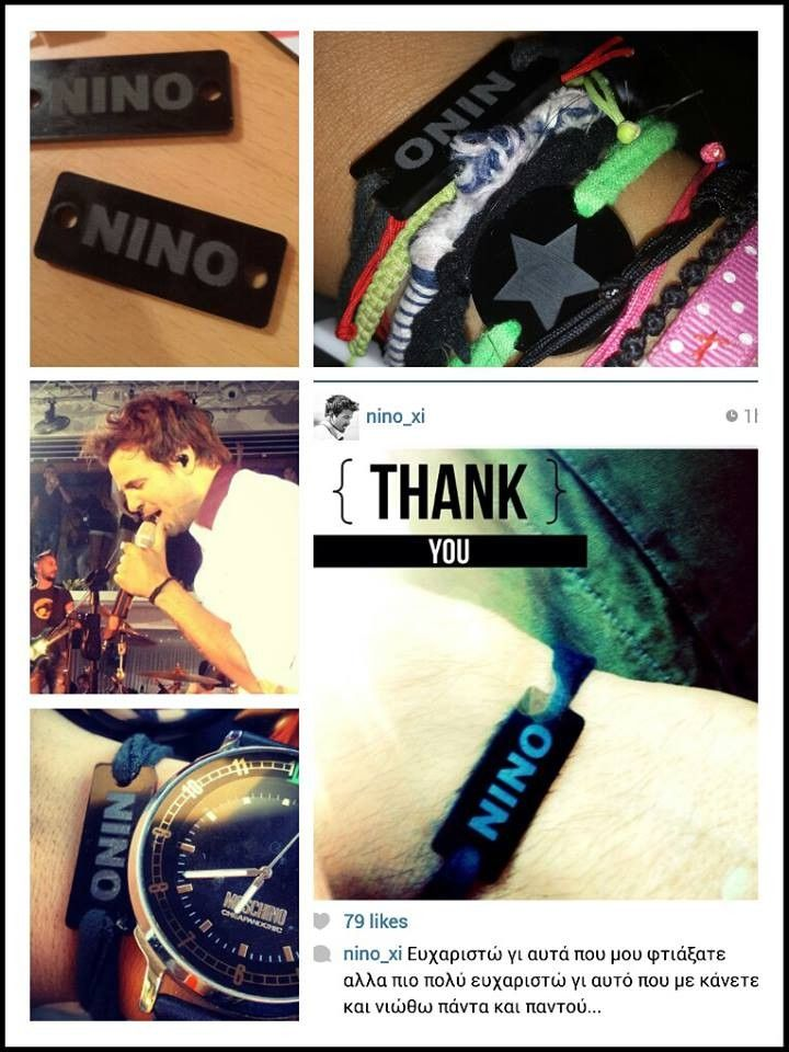 Nino statement bracelet via Elena's Store. Click on the image to see more!