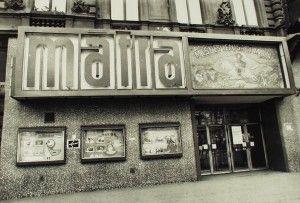 1980-as évek.Mátra mozi