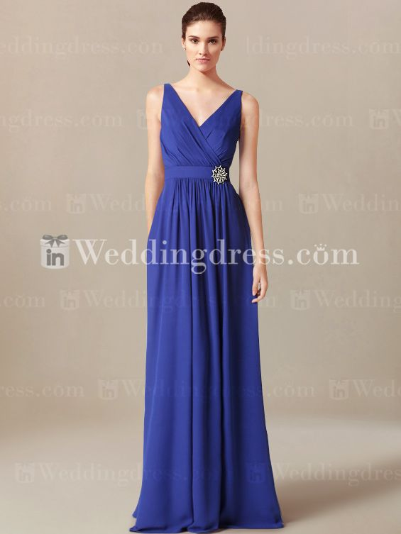 Check out all of V-neck casual bridesmaid dresses online today!