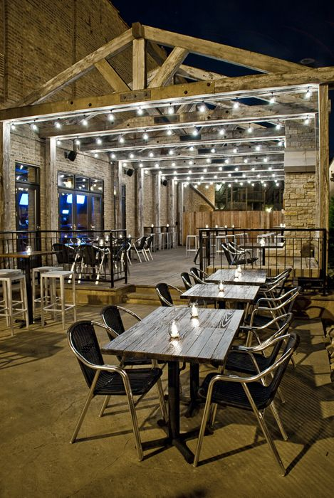Frontier (West Town) - The space will have a retractable roof and an outdoor cocktail list with punch bowls and seasonal drinks. Group dinners can include whole-roasted pig, lamb, or goat with sides such as macaroni and cheese and johnnycakes.