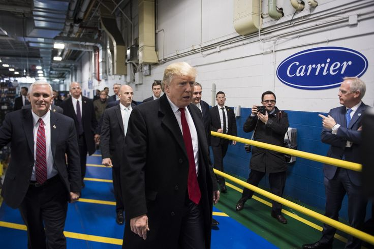 Trump's Carrier deal could permanently damage American capitalism - The Washington Post
