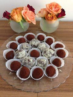 Home is where I bake: Chocolate Truffle