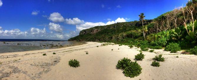 Fangatave Beach - Eua, Tonga